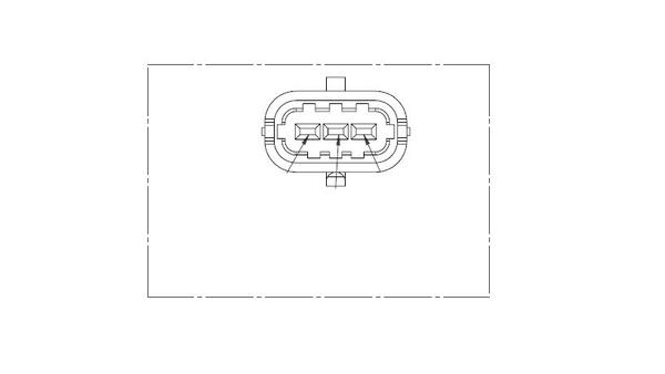 Capteur d'angle LUCAS SEB2095 (X1)