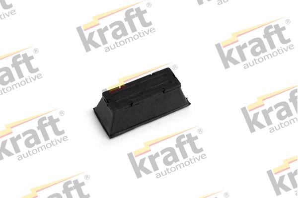 Silentblocs de jumelle de ressort KRAFT AUTOMOTIVE 4091125 (X1)