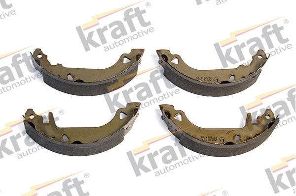 kit de frein arrière simple ou prémonté KRAFT AUTOMOTIVE 6023040 (X1)