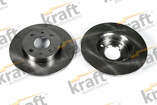 Disque de frein KRAFT AUTOMOTIVE 6043060 (X1)