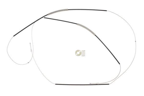 Autres pieces leve vitre BLIC 6205-01-024807P (X1)