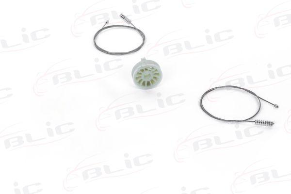 Autres pieces leve vitre BLIC 6205-07-040806P (X1)