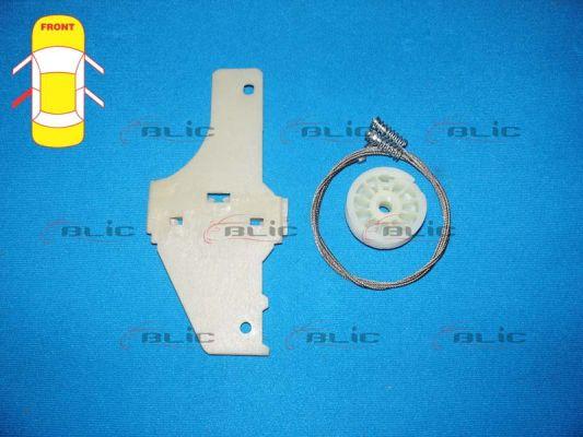Autres pieces leve vitre BLIC 6205-08-024803P (X1)