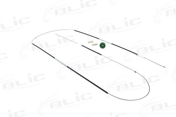 Autres pieces leve vitre BLIC 6205-25-024807P (X1)