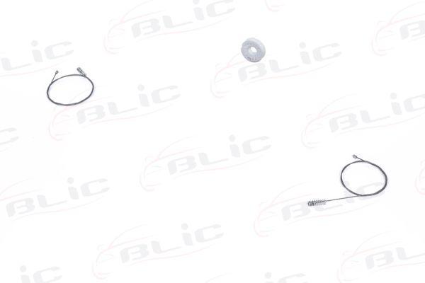 Autres pieces leve vitre BLIC 6205-43-006814P (X1)