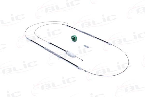 Autres pieces leve vitre BLIC 6205-60-001806P (X1)