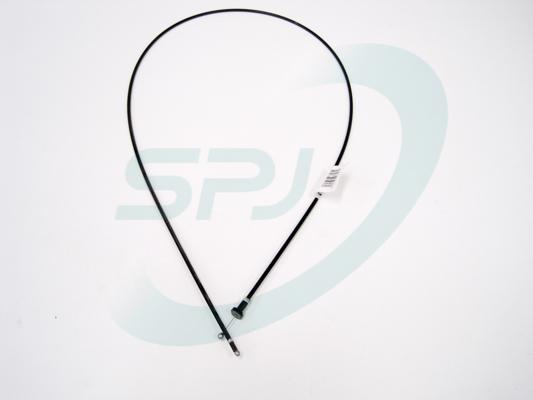 Cable d'ouverture capot SPJ 907118 (X1)