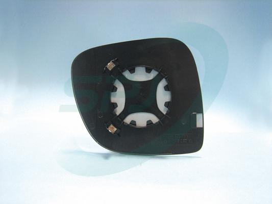 Glace de retroviseur exterieur SPJ L-0991 (X1)