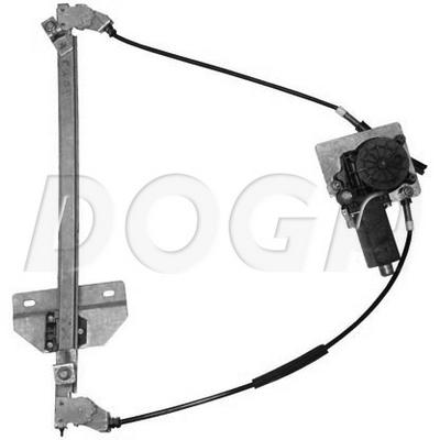 Mecanisme de leve vitre DOGA 100100 (X1)