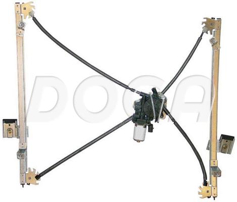 Mecanisme de leve vitre DOGA 100107 (X1)