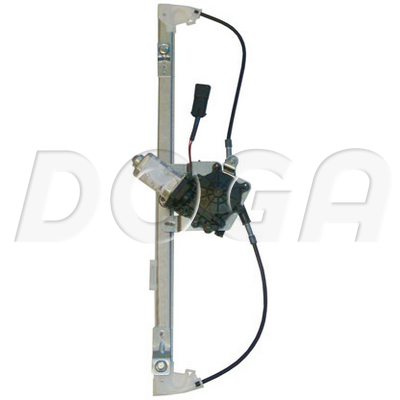 Mecanisme de leve vitre arriere DOGA 101179 (X1)