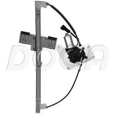 Mecanisme de leve vitre DOGA 101560 (X1)