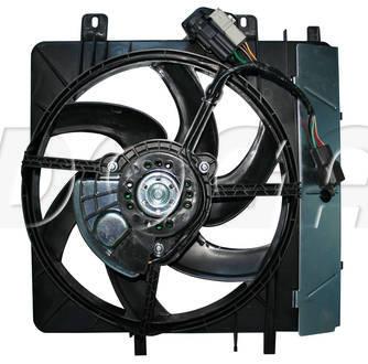 FRIGAIR 0503.2006 Ventilateur de refroidissement moteur