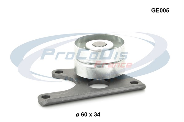 Galet courroie distribution SOLID PARTS GE005 (X1)