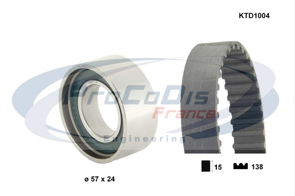 Kit distribution SOLID PARTS KTD1004 (X1)