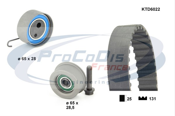 Kit distribution SOLID PARTS KTD6022 (X1)