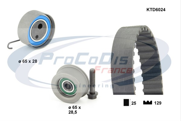 Kit distribution SOLID PARTS KTD6024 (X1)