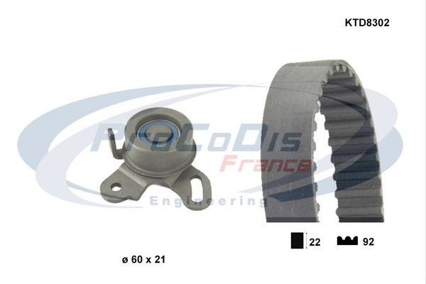 Kit distribution SOLID PARTS KTD8302 (X1)