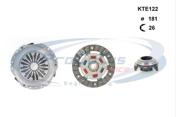 Kit distribution + pompe a eau SOLID PARTS KPE4029A (X1)