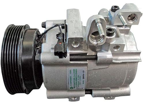 Compresseur AUTOCLIMA 40440149 (X1)