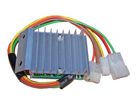Resistance ventilateur AUTOCLIMA 60670764SU (X1)