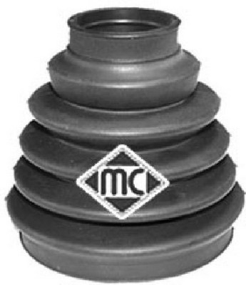 Soufflet de cardan Metalcaucho 00099 (X1)