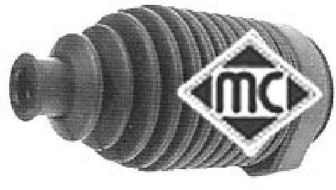 Soufflets direction - cremaillere Metalcaucho 00100 (X1)