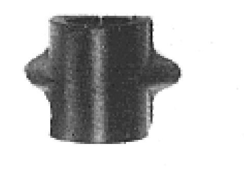 Silentbloc de stabilisateur Metalcaucho 00166 (X1)