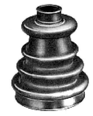 Soufflet de cardan Metalcaucho 00170 (X1)