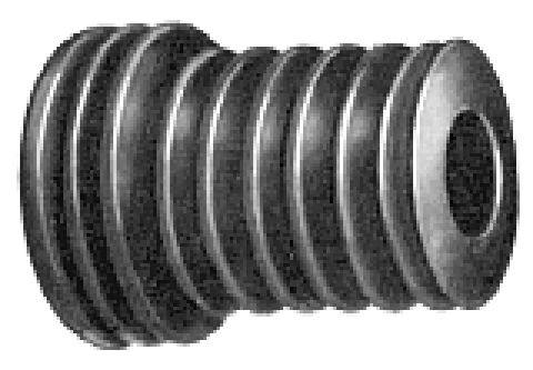 Soufflets direction - cremaillere Metalcaucho 00195 (X1)