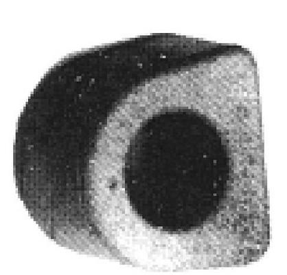 Silentbloc de stabilisateur Metalcaucho 00204 (X1)