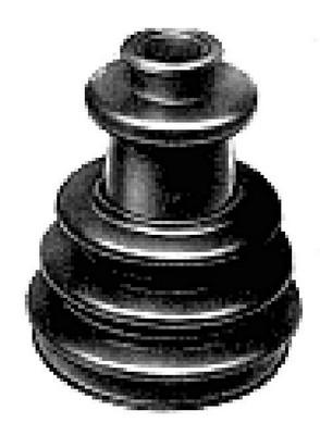 Soufflet de cardan Metalcaucho 00221 (X1)