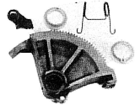 Autres pieces d'embrayage Metalcaucho 00325 (X1)