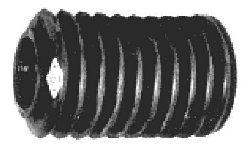 Soufflets direction - cremaillere Metalcaucho 00536 (X1)