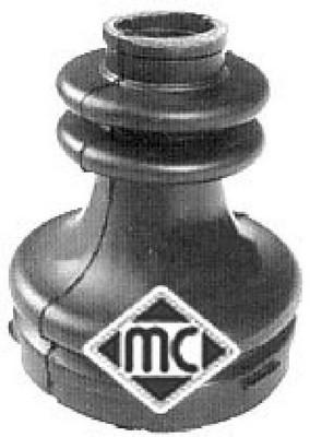 Soufflet de cardan Metalcaucho 00559 (X1)