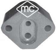 Silentbloc de pompe d'alimentation Metalcaucho 00585 (X1)