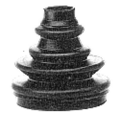 Soufflet de cardan Metalcaucho 00614 (X1)