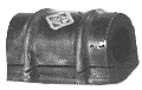Silentbloc de stabilisateur Metalcaucho 00699 (X1)