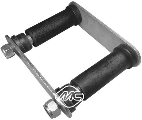Silentblocs de ressort à lames Metalcaucho 00719 (X1)