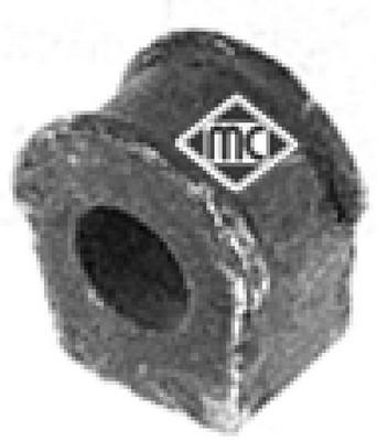 Silentbloc de stabilisateur Metalcaucho 00801 (X1)
