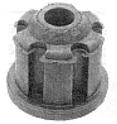 Manchon elastique d'alternateur Metalcaucho 00811 (X1)