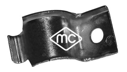 Support de silentbloc de stabilisateur Metalcaucho 00828 (X1)