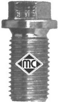 Bouchon de vidange Metalcaucho 00857 (X1)