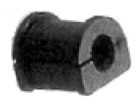Silentbloc de stabilisateur Metalcaucho 00863 (X1)