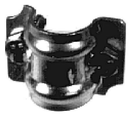Support de silentbloc de stabilisateur Metalcaucho 00901 (X1)
