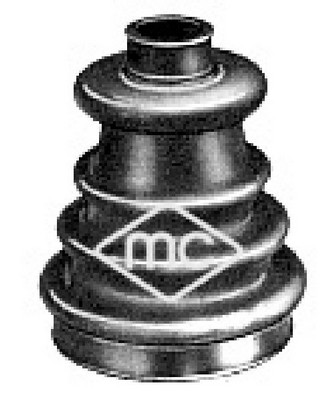 Soufflet de cardan Metalcaucho 01170 (X1)