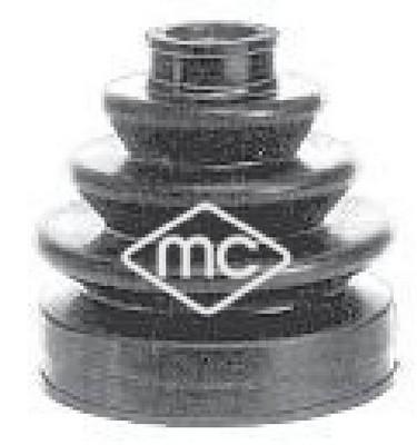 Soufflet de cardan Metalcaucho 01184 (X1)