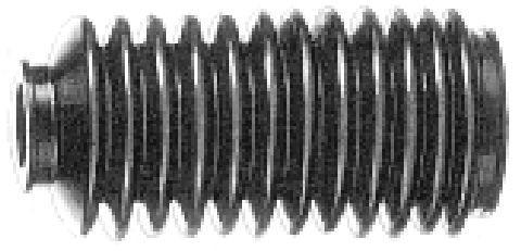 Joints soufflets direction - crémaillère Metalcaucho 01511 (X1)