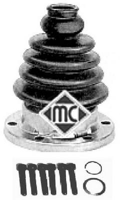 Soufflet de cardan Metalcaucho 01560 (X1)