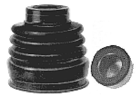Soufflet de cardan Metalcaucho 01583 (X1)